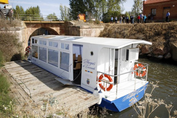 Barco Marqués de la Ensenada