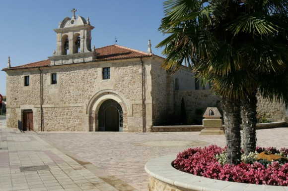 Ermita Herrera de Pisuerga