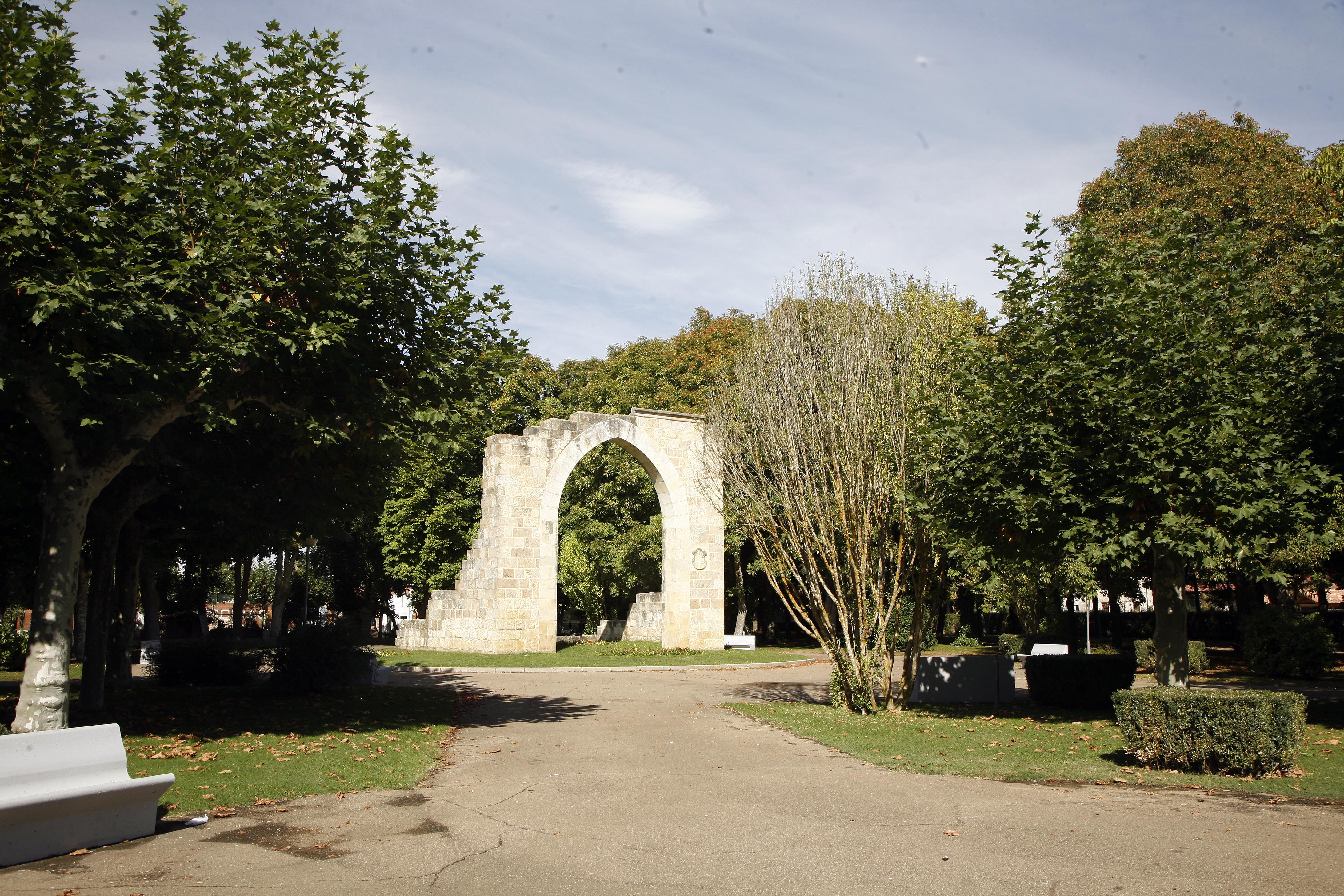 Herrera de Pisuerga. El Parque.