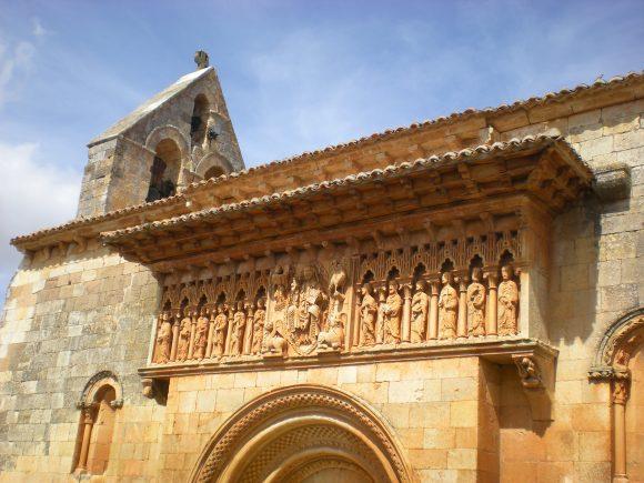 Iglesia de Moarves de Ojeda.