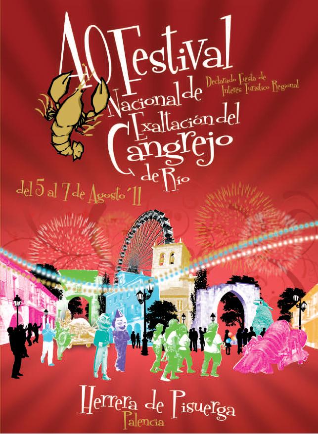40º Festival Nacional de Exaltación del Cangrejo de Río