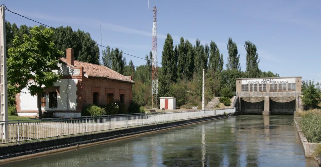 Canal del Pisuerga