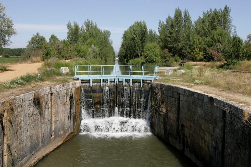 El Canal de Castilla, la sexta