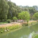 El Río Burejo en el Parque.