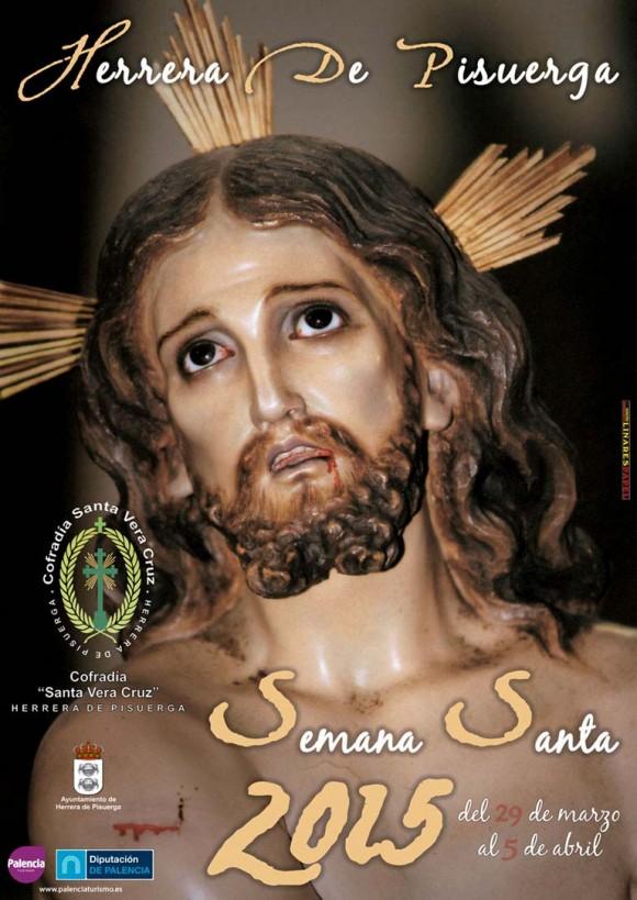 Cartel Semana Santa Herrera 2015
