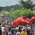 Desfile, 3 de Agosto de 2014