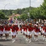 Desfile, 3 Agosto 2014