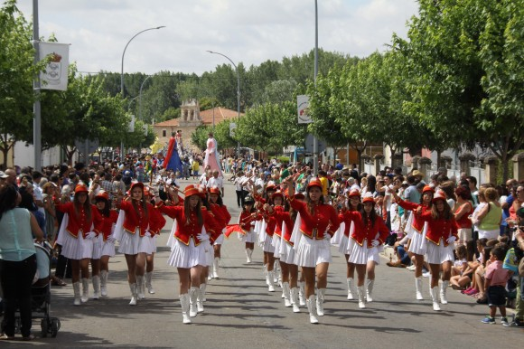 Vista del Desfile
