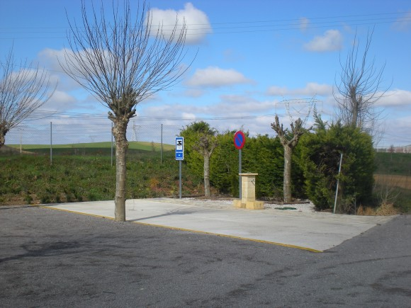 Área de autocaravanas 3.