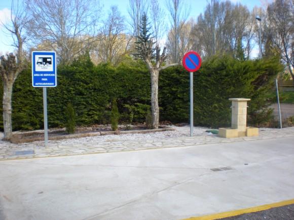 Área de autocaravanas 2.