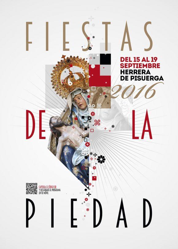 Cartel Fiestas de la Piedad 2016