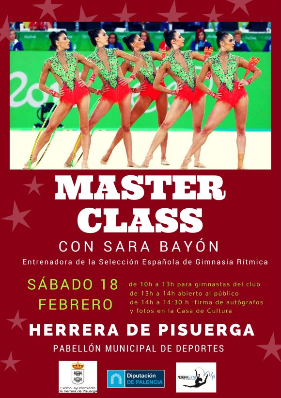 Copia de Master Class Sara Bayón