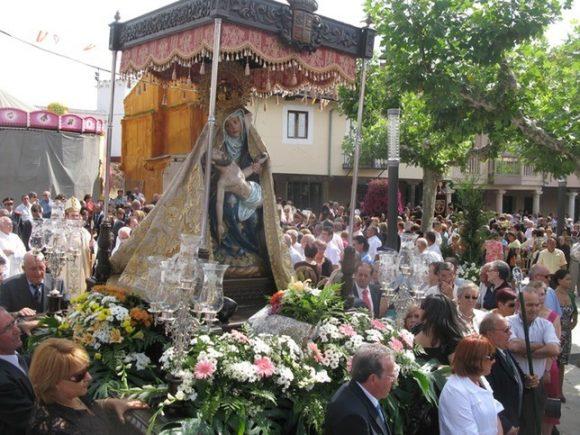 Procesión del domingo de Fiestas