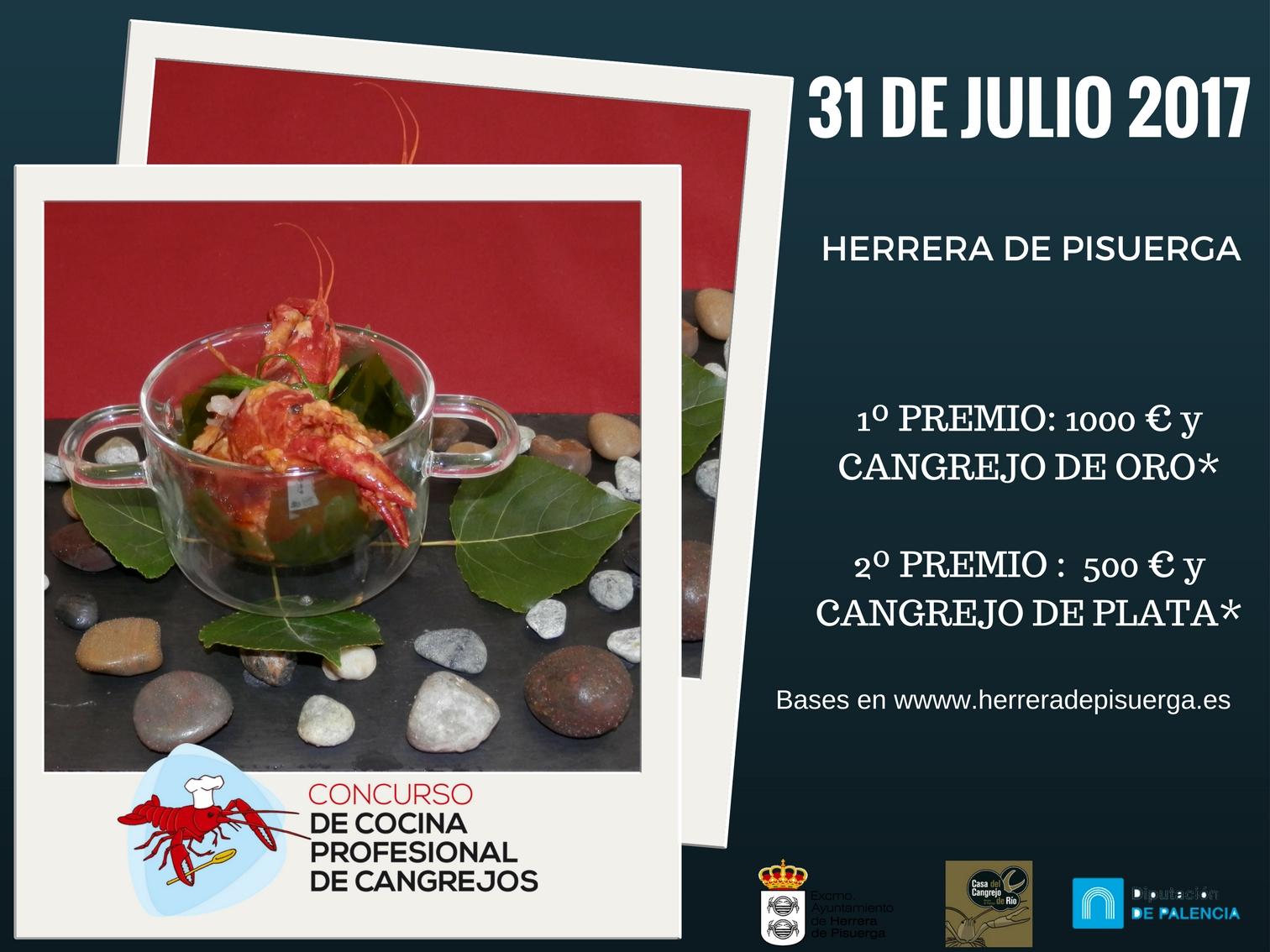 Concurso de cocina profesional de cangrejos herrera de for Material de cocina profesional