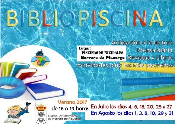 Actividades en las piscinas municipales herrera de pisuerga for Piscinas municipales palencia
