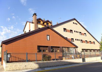 Residencia Nra. Sra. de la Piedad.